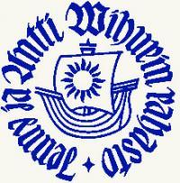 Jenny ja Antti Wihurin rahaston logo.