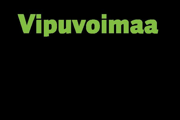 Logo: Vipuvoimaa EU:lta 2014–2020